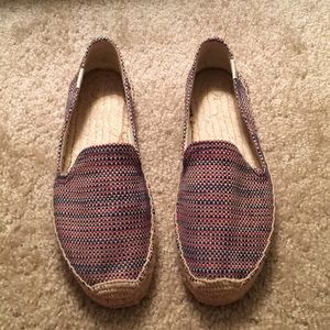 Soludos Red, White, and Blue Espadrilles